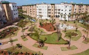 Village Balnéaire Alkawtar, Апартаменты  Мохаммедия - big - 14