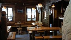 Alpin Park, Bed & Breakfast  Sappada - big - 15