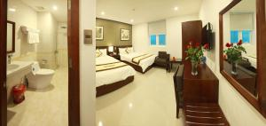 Valentine Hotel, Hotels  Da Nang - big - 2