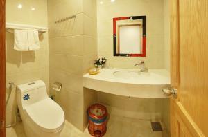 Valentine Hotel, Hotels  Da Nang - big - 16