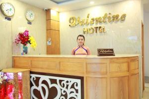 Valentine Hotel, Hotels  Da Nang - big - 24