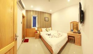 Valentine Hotel, Hotels  Da Nang - big - 20