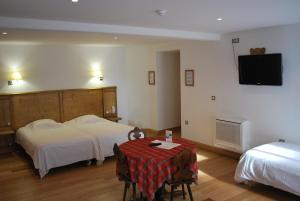 Kleiber, Hotel  Saint-Jean-Saverne - big - 53