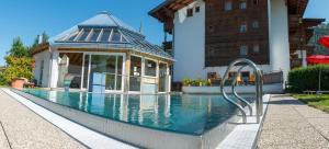Hotel Simmerlwirt, Szállodák  Niederau - big - 48