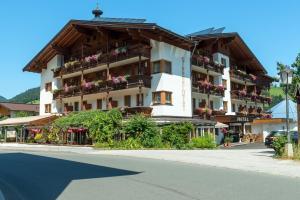 Hotel Simmerlwirt, Szállodák  Niederau - big - 35