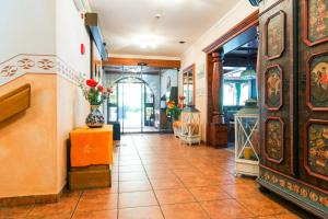Hotel Simmerlwirt, Szállodák  Niederau - big - 43
