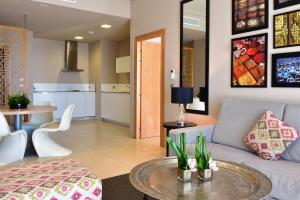 Pestana Casablanca, Seaside Suites & Residences, Resorts  Casablanca - big - 16