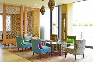Pestana Casablanca, Seaside Suites & Residences, Resort  Casablanca - big - 35