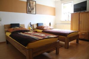 Haus Gretchen Alpen, Гостевые дома  Ксантен - big - 11