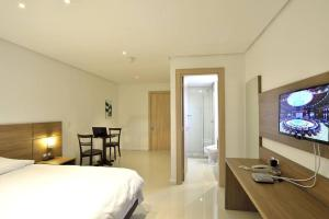 Personal Smart Hotel, Hotely  Caxias do Sul - big - 9