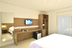 Personal Smart Hotel, Hotels  Caxias do Sul - big - 5