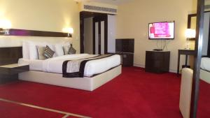 Airport Hotel Ramhan Palace, Hotels  New Delhi - big - 26