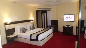 Airport Hotel Ramhan Palace, Hotels  New Delhi - big - 22