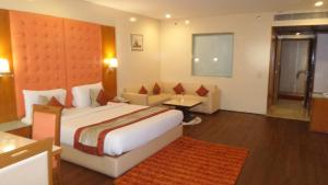 Airport Hotel Ramhan Palace, Hotels  New Delhi - big - 14