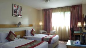 Airport Hotel Ramhan Palace, Hotels  New Delhi - big - 10