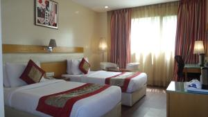 Airport Hotel Ramhan Palace, Hotels  New Delhi - big - 2