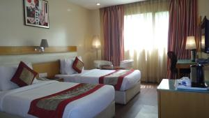 Airport Hotel Ramhan Palace, Hotels  New Delhi - big - 36