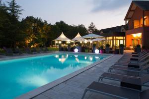 Le Dracy Hôtel et Spa