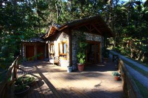 Refúgio Mantiqueira, Chaty v prírode  São Bento do Sapucaí - big - 45