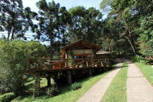 Refúgio Mantiqueira, Chaty v prírode  São Bento do Sapucaí - big - 43