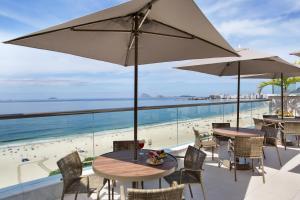 Hotel Atlantico Praia, Hotels  Rio de Janeiro - big - 33