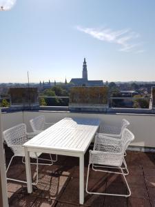 Watertoren Middelburg, Apartmány  Middelburg - big - 39