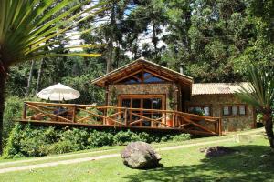 Refúgio Mantiqueira, Chaty v prírode  São Bento do Sapucaí - big - 96