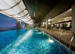 Sky M city, Appartamenti  Kuala Lumpur - big - 2