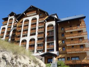 Soleil, Apartmány  Les Deux Alpes - big - 14