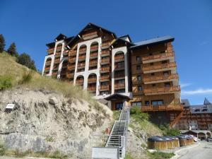 Soleil, Apartmány  Les Deux Alpes - big - 15