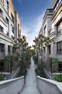 JHeim·City Villa, Priváty  Šanghaj - big - 44