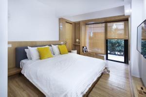 JHeim·City Villa, Priváty  Šanghaj - big - 10