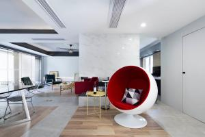 JHeim·City Villa, Priváty  Šanghaj - big - 43