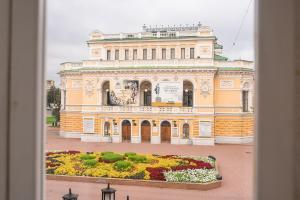 Apartment Mezonin, Апартаменты  Нижний Новгород - big - 3