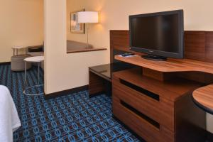 Fairfield Inn & Suites Louisville North / Riverside, Szállodák  Jeffersonville - big - 6