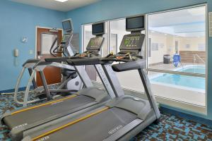 Fairfield Inn & Suites Louisville North / Riverside, Отели  Jeffersonville - big - 13