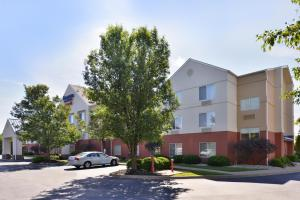 Fairfield Inn & Suites Louisville North / Riverside, Отели  Jeffersonville - big - 24