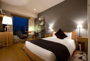 The Royal Park Hotel Tokyo Shiodome, Hotely  Tokio - big - 43