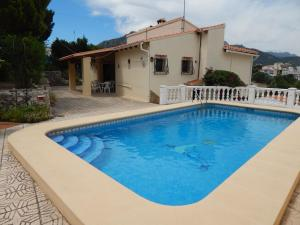 Villa La Foca, Holiday homes  Orba - big - 7