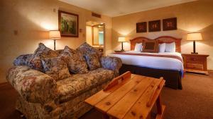 Люкс с диваном-кроватью, для некурящих