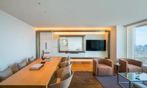 Kioi Suite with free access to Lounge
