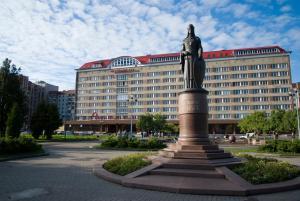 Отель Рижская