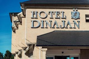 Hotel Dinajan, Hotels  Villanueva de Arosa - big - 13