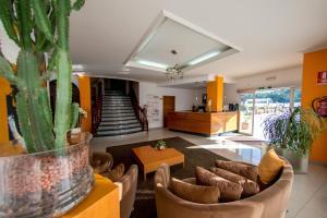 Hotel Dinajan, Hotels  Villanueva de Arosa - big - 11