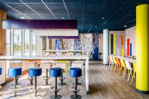 ibis budget Saint Quentin Yvelines - Vélodrome, Hotely  Montigny-le-Bretonneux - big - 14