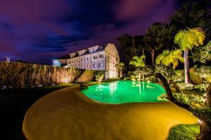 Hotel Dinajan, Hotels  Villanueva de Arosa - big - 17