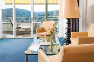 Schwarzwald Panorama, Отели  Бад-Херренальб - big - 17