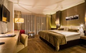 Hotel Bellerive Chic Hideaway, Hotely  Zermatt - big - 21