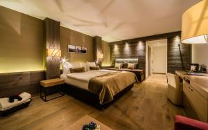 Hotel Bellerive Chic Hideaway, Hotely  Zermatt - big - 103