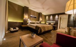 Hotel Bellerive Chic Hideaway, Hotely  Zermatt - big - 22